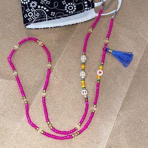 Custom Mask/Sunglasses Chains